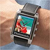 Digital Photo Watch - Black