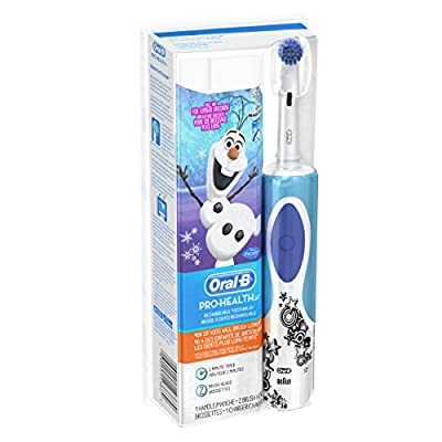 Oral-B Pro-Health For Me Rechargeable Power Toothbrush Including 2 Sensitive Clean Refills 1 Kit
