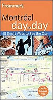 Product Image Frommer's Montreal Day by Day (Mixed media product)