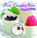 32pc White Chocolate Dessert Cups Certified Kosher-dairy