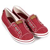 Converse Chuck Taylor All Star Espadrille Shoes - Jester Red