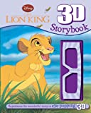 Disney Lion King 3D Storybook