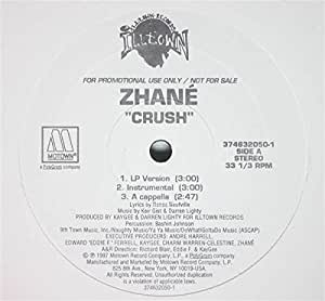 Zhane Crush Saturday Night Amazon Com Music