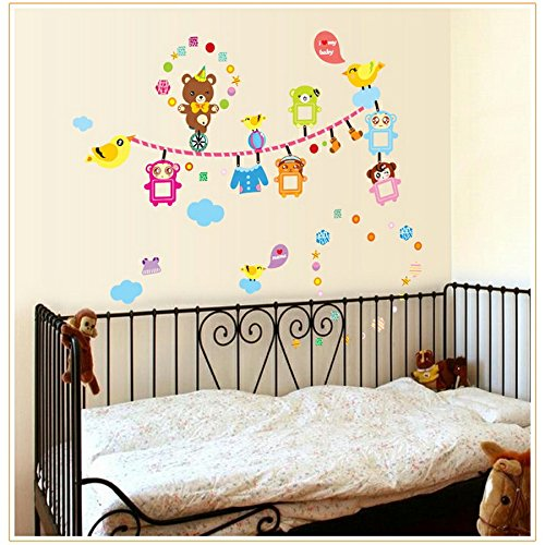 Best deal diy wall stickers wallpaper home house decor for Best deals on home decor