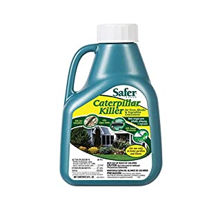 Safer Brand Caterpillar Killer with BT 8 Ounce Concentrate