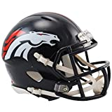 Riddell (リデル) NFLレプリカ ミニヘルメット (Speed Mini Helmet) デンバー・ブロンコス 【並行輸入品】