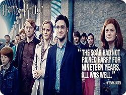Harry Potter OE_MOUSEPAD_998