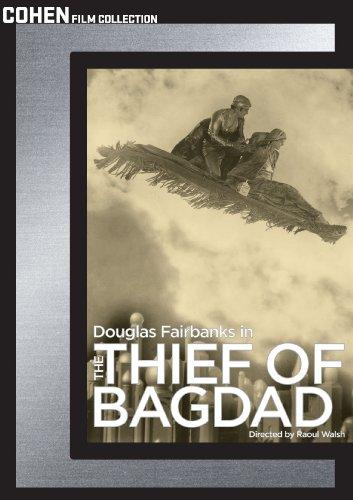 Thief of Bagdad [DVD] [1924] [Region 1] [US Import] [NTSC]