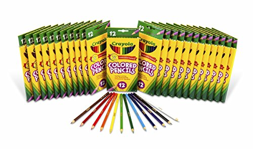 Crayola-Colored-Pencils-12-Ct-Set-of-24-Each