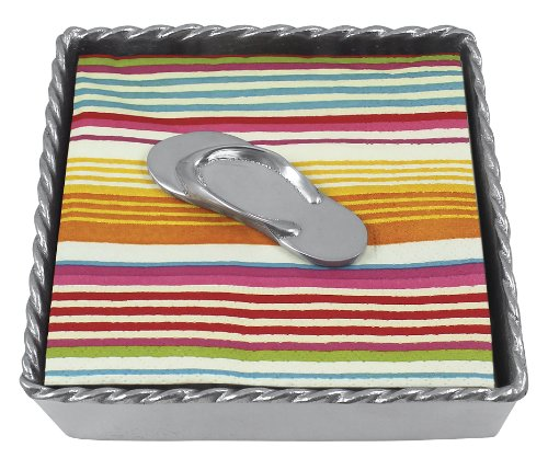 Flip Flop Twist Napkin Box