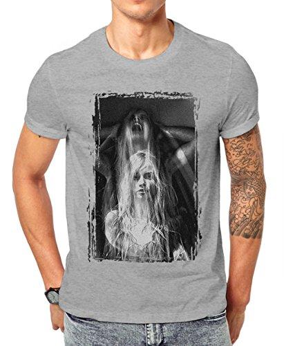 Jungle Tribe -  T-shirt - Maniche corte  - Uomo grigio XX-Large