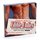 Men's Edible Underwear (Cherry)