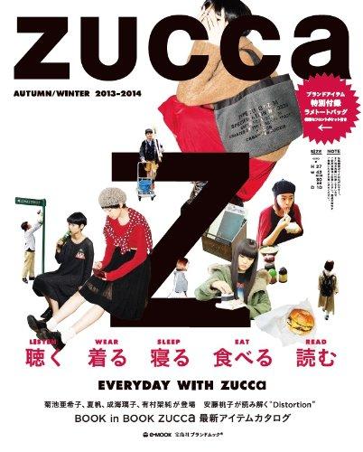 ZUCCa AUTUMN/WINTER 2013-2014 (e-MOOK 宝島社ブランドムック)