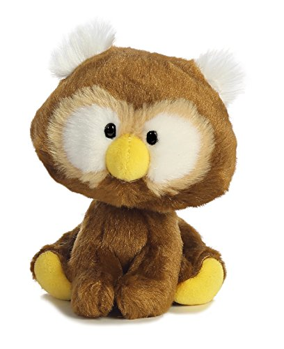 Aurora World Wobbly Bobblees/Owl Plush