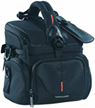 Vanguard Up-rise 15 Zoom Expandable Camera Bag Black