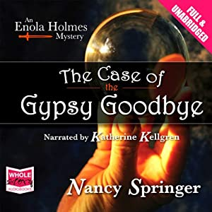 The Case of the Gypsy Goodbye Audiobook