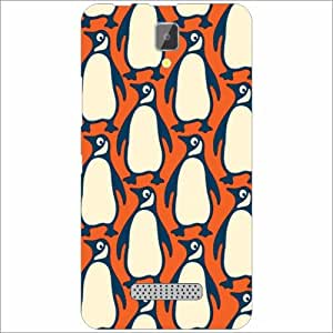 Lenovo A2010 Back Cover - Mixed Colors Designer Cases