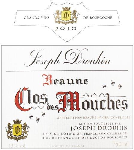 2010 Joseph Drouhin Beaune Clos Des Mouches Burgundy 750 Ml