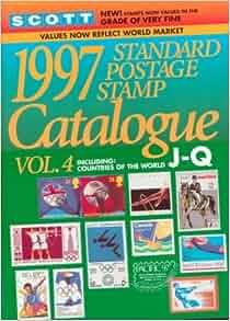 Scott standard postage stamp catalogue free download