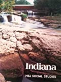 img - for Indiana (HBJ social studies) book / textbook / text book