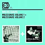 Davis, Miles 2 For 1: Miles Davis: Vol.1/Volume 2 Mainstream Jazz