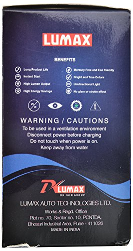 Lumax-9W-B22-LED-Bulb-(White,-Pack-of-1)
