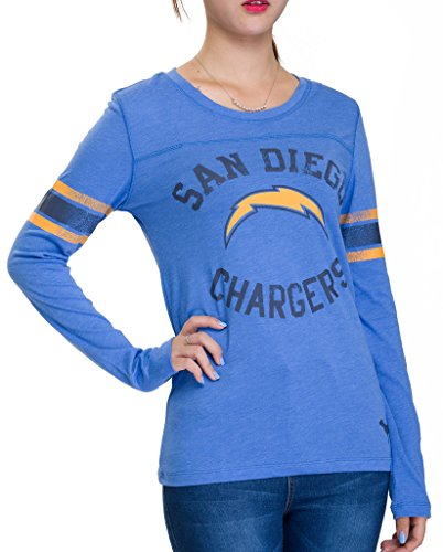 San Diego Chargers Baby Clothes: Womens Pink Victoria's Secret NFL San Diego Chargers T