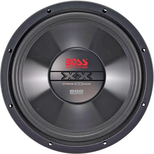 """Brand New Boss Chaos Exxtreme 12"""" 4-Ohm Subwoofer"""