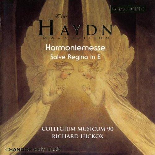 Haydn: Harmoniemesse/Salve Regina