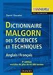 Dictionnaire Malgorn des sciences et...