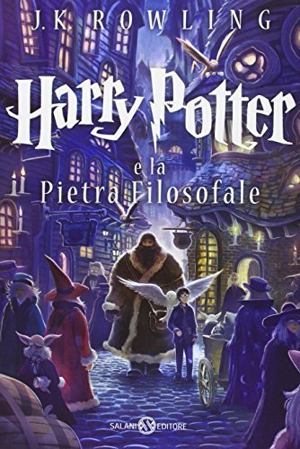 "Places of ""Harry Potter e la pietra filosofale"" by J.K.Rowling"