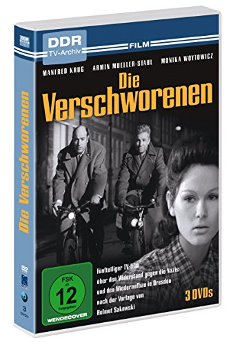 Die Verschworenen - DDR TV-Archiv [3 DVDs]