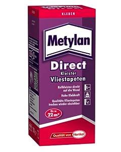 Metylan kleister für vliestapeten