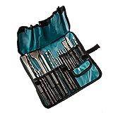 Makita D-53073 SDS Plus Chisel Set in Pouch (17-Piece)