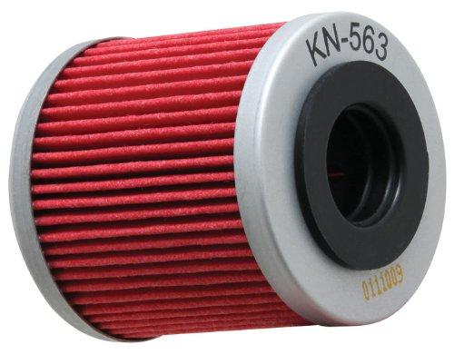 K&N KN-563 Powersports High Performance Oil Filter