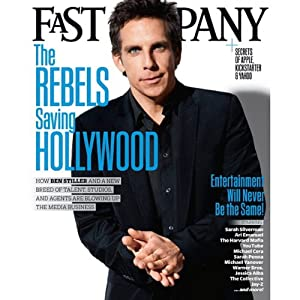 Audible Fast Company, April 2013 Periodical