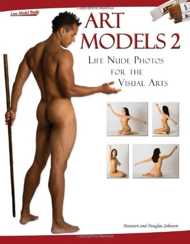 Art Models: Life Nude Photos for the Visual Arts: No. 2