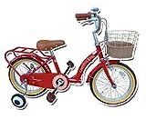 Lupinus(ルピナス) Lupinusルピナス 16インチ キッズバイク LP-16NKN-H LP-16NKN-H チェリーレッド 16インチ