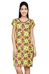 Nuteez Womens Tunic Tops
