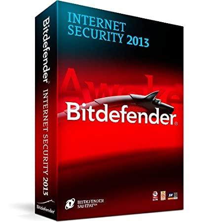 BitDefender Internet Security 2013 - 3 User 1 Year (PC)