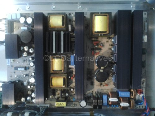 Repair Kit, LG 50PC3D, Plasma TV, Capacitors