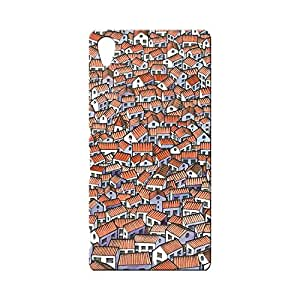 BLUEDIO Designer Printed Back case cover for Sony Xperia Z4 - G5114