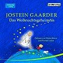 Das Weihnachtsgeheimnis Hörbuch von Jostein Gaarder Gesprochen von: Walter Kreye, Florian Lukas