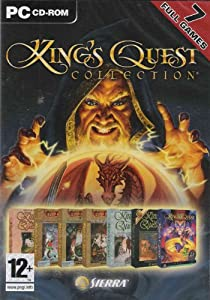Kings Quest Collection 7 Game Pack