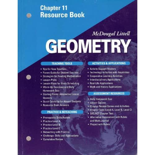 Mcdougal littell geometry answers - The.