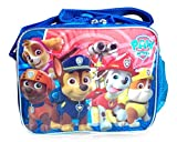 Paw Patrol Lunch Kit with Long Strap - Insulated Lunchbox