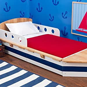 Boat Toddler Bed from KidKraft