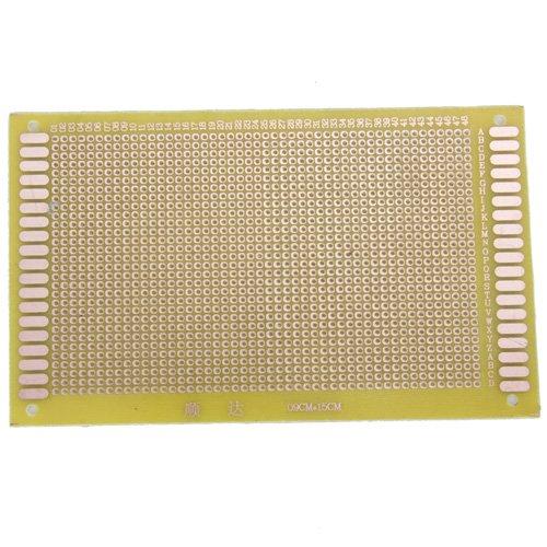 9x15cm PCB carte de circuit imprimé / Printed Circuit Board à simple face