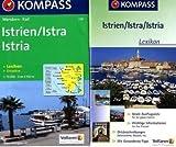 Kompass Karten, Istrien: Wandern / Rad Picture