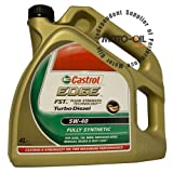 Castrol Edge 5W-40 4L Turbo Diesel